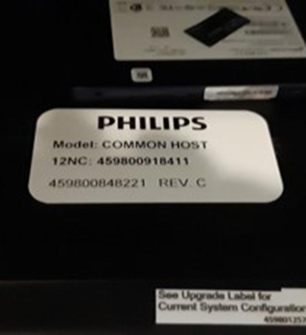 2010 Philips Brilliance 16 Big Bore