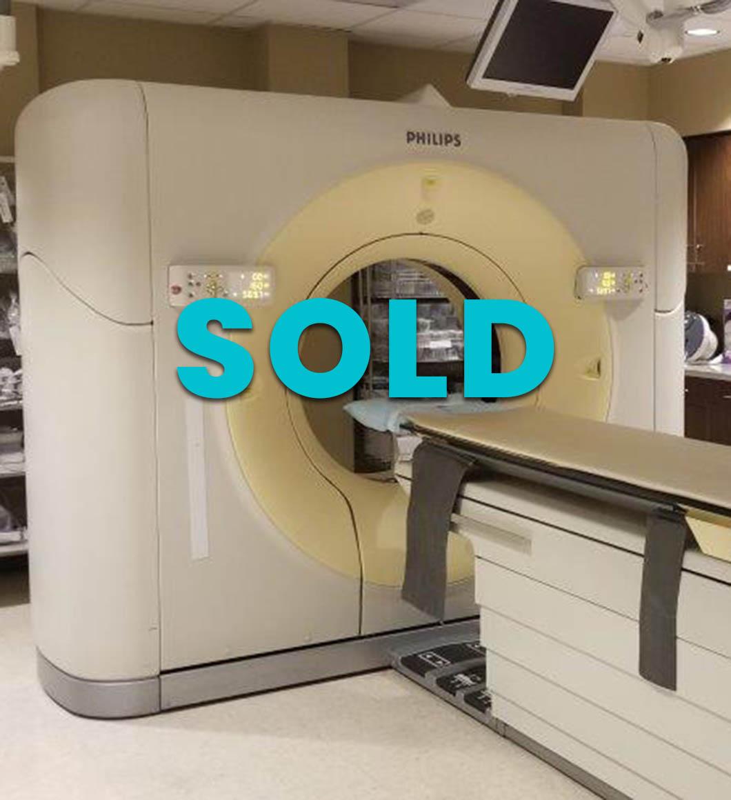 2012 Philips Brilliance 16 Big Bore CT